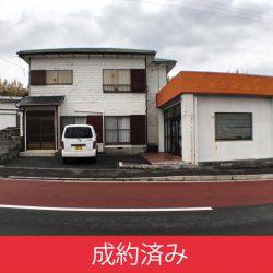 【入居済み】差木地漁港を望む家と店舗