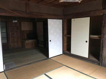 2階部分 奥は6畳のお部屋です。