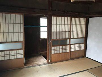 2階部分 階段を上ると8畳和室です。