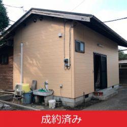 【成約済み】農免道路沿いの別荘