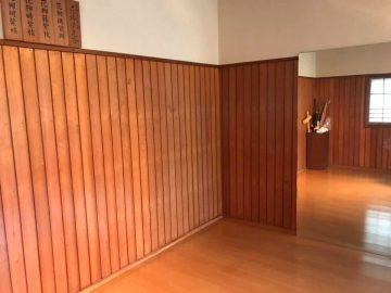 日本舞踊の舞台