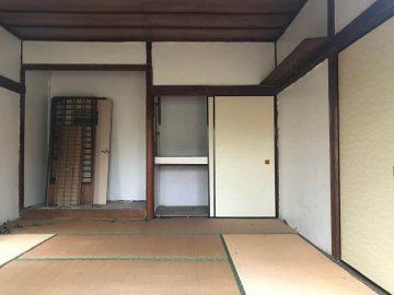 ②の建物 和室(奥)
