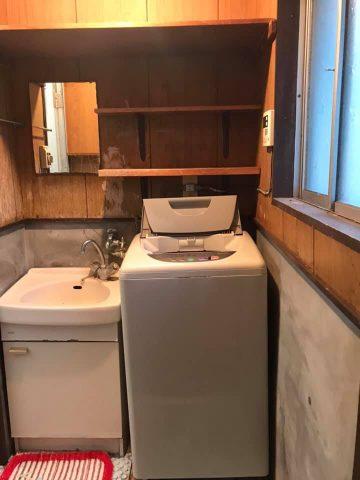 洗面更衣室