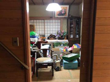 玄関右横の和室6畳