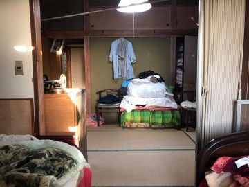 2階の和室6畳と和室6畳