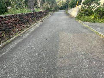 土地の前面道路